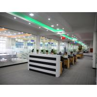 2014 New Design 3W Square LED Panel Light applied in our office.jpg