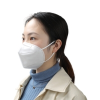 Wholesale Anti Pollution BFE 95% Dustproof KN95 Face Mask from china suppliers
