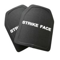 China Waterproof Tactical Ballistic Plates High Strength Lightweight For Military Army Security for sale
