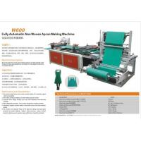 Wholesale Fully Automatic Non Woven Apron Making Machine from china suppliers