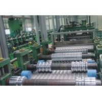 Custom High Speed Double Layer Roll Forming Machine For Roof And Wall Panel