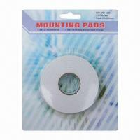 Wholesale Double Mounting Pad/Double-sided Tape/Double Side Adhesive Tapes from china suppliers