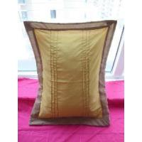 Wholesale Microfiber Pintuck Pillow Case (LJ-N03) from china suppliers
