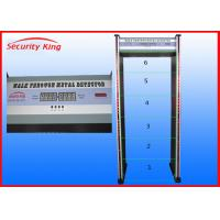 Wholesale Waterproof Fireproof Metal Detector Door Metal Detection Systems XST-AP2 from china suppliers