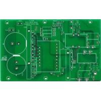 Wholesale 1oz Copper Green Solder Mask Double Sided Printed Circuit Board from china suppliers