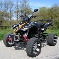 Wholesale Water cooled Manual Clutch Youth Racing ATV CG 250cc / Off Road Four Wheelers from china suppliers