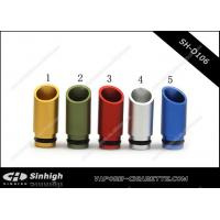 Wholesale Aluminum 510 Drip Tips Fit For All Atomizer , Quit Smoking E Cig from china suppliers