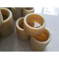 Wholesale Nl1 - Nl10 Nylon Sleeve Gear Coupling, Nylon Teeth Gear Shaft Coupling Sleeve, Nl Nylon Coupling from china suppliers