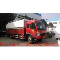 Wholesale feed tank mounted on cargo truck for sale from china suppliers