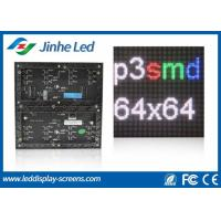 Wholesale Stage Background Big Indoor P3 Led Screen Display For Live Sports Show from china suppliers