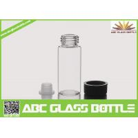 Wholesale Hot Sale 2ml Glass Vial With Stopper And Lid 3ml 5ml from china suppliers