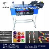 roller blinds curtains rosary string plastic ball chain making machine machinery and injection  moulds mold nould