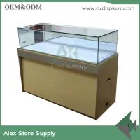 Quality Cell phone display showcase mobile counter design phone display showcase wholesaler for sale