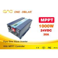 Wholesale PV Solar Power System Inverter 1000w Pure Sine Wave Off Grid Inverter from china suppliers