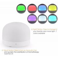 Wholesale Micro Essential Oil Diffuser Battery Powered Fragrance Diffuser For Work or Travel from china suppliers