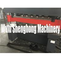 Wholesale Double Layer Metal Cold Roll Forming Machine , Steel Roll forming Machine Design from china suppliers