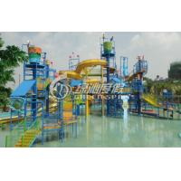 Wholesale Commercial Large Water House Kids Water Playground For Aqua Park Summer Entertainment from china suppliers