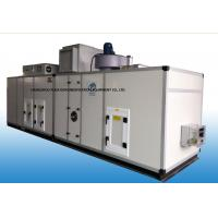 Buy cheap Pharmaceutical Industry Desiccant Wheel Dehumidifier 7000m3/h from wholesalers