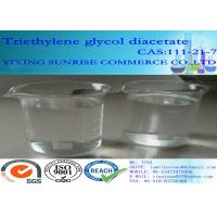 Wholesale Triethylene Glycol Diacetate Foundry Chemicals 111-21-7 C10H18O6 For Extraction Agent from china suppliers
