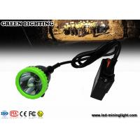 Wholesale Rechargeable Coal Mining Lights 5V 50000lux Headlamp , Coal Miner Cap Lights from china suppliers