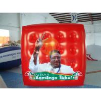 Wholesale Durable Attractive Red Political Advertising Balloon, Cube Balloons for Trade show from china suppliers