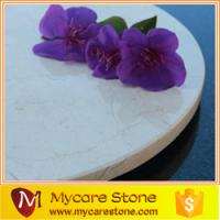Wholesale natural crema marifil marble serving tray with best price from china suppliers