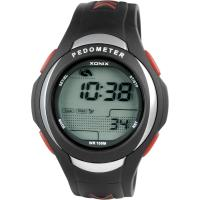 Wholesale Waterproof Running Digital Calorie Pedometer Watches PU Strap from china suppliers