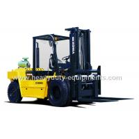 Wholesale 8000Kg Forklift Loading Truck Hydraulic System Control With Solid Steel Gantry Fork from china suppliers
