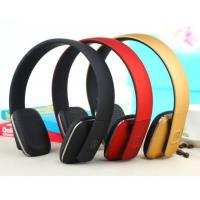 Wholesale Folding Design Wireless Bluetooth Headset Sport Earphone Wireless Headphone from china suppliers