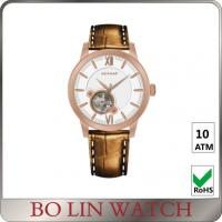 Wholesale Classic Black / Gold Stainless Steel Automatic Watches 40 - 44mm Size from china suppliers