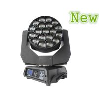 Wholesale Big-Eye 19 X 15W RGBW LED Moving Head Wash Light With DMX512 from china suppliers
