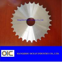 Wholesale SATI Standard Taper Bore Sprocket , Industrial Sprocket As Per Sati Standard , Stainless Steel Sprocket from china suppliers