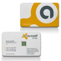 Wholesale company branded credit card USB 2.0 flash disk 8GB 16GB 32GB with colorful print logo from china suppliers