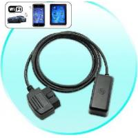 Wholesale WiFi OBD2 Car Diagnostics Tool Automobile Code Scanner for Apple iPad iPhone iPod To from china suppliers