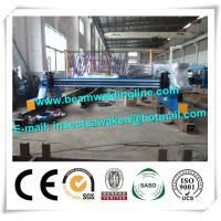Wholesale Plate Cnc Plasma Cutting Machine For Flame / H Beam Steel Production Line from china suppliers