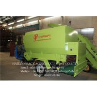 Wholesale Green Dairy Farm Feedstuff Spreading Machine , Feedstuff Spreader For Feed Throwing from china suppliers