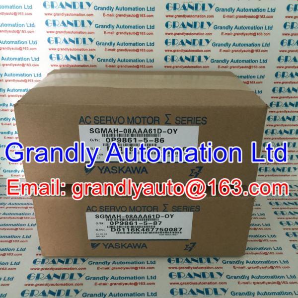 Supply New Yaskawa SGMAH-08AAA61D-OY Servo Motor - grandlyauto@hotmail.com