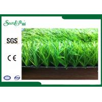 Wholesale PE Dtex 9000 Sports Artificial Grass Double Green Anti - Uv from china suppliers