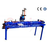 Wholesale Customized Belt Splicing Tools , PVC / PU Belt Finger Punching Equipment from china suppliers
