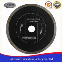 China Professional 200mm Circular Ceramic Tile Saw Blades 8'' With SGS / GB on sale