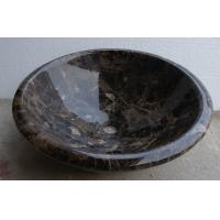 Wholesale Marble emperador dark sink from china suppliers