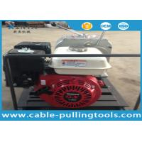 Wholesale 3 Ton Honda Gas Engine Powered Cable Pulling Winch Cable Winch Puller from china suppliers