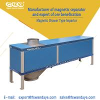 Buy cheap 5 - Layer Semi Automatic Drawer Type Magnetic Separator For Grinding Machine from wholesalers