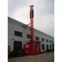 Wholesale Frequency Conversion Loading 2000kg Construction Two Cage Hoist from china suppliers