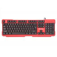 Wholesale Entry Level Membrane Gaming Computer Keyboard Anti Ghosting User Friendly from china suppliers