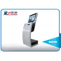 Wholesale Multitouch Digital Library Self Checkout Machines / Touch Screen Information Kiosk from china suppliers