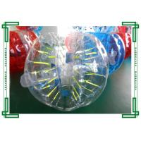 Wholesale Wearable inflatable tumble ball , inflatable hamster ball for humans from china suppliers