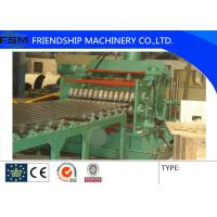 Wholesale Grain Storage Steel Silo Forming Machine , PLC Toya Pip Forming Machine from china suppliers