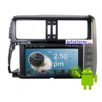 Wholesale Android 4.0 Autoradio for Toyota Land Cruiser Prado 150 DVD GPS Satnav Headunit from china suppliers