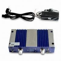 Wholesale 70dB GSM900 Micro Repeater with 25M Bandwidth and 20 or 27dBm Gain from china suppliers